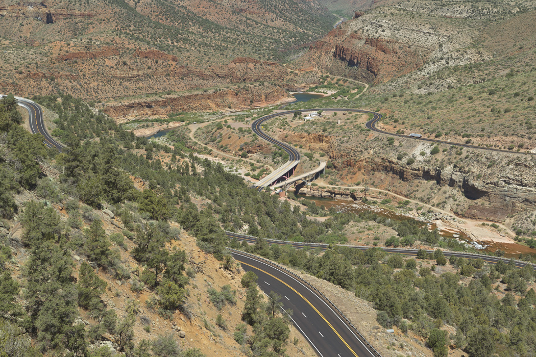 Salt River Canyon #10